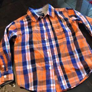 EUC Nautica size 4 dress shirt